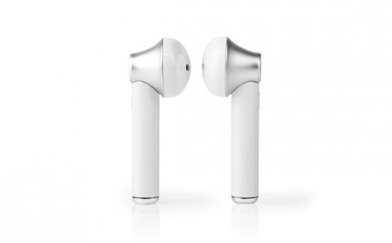 Nedis Draadloze Bluetooth-oordopjes | 3 uur Afspeeltijd | Spraakbediening