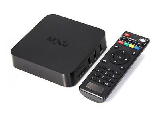 Android TV Box – Mediaspeler – MeMoBOX – Amlogic S805 – Quad Core