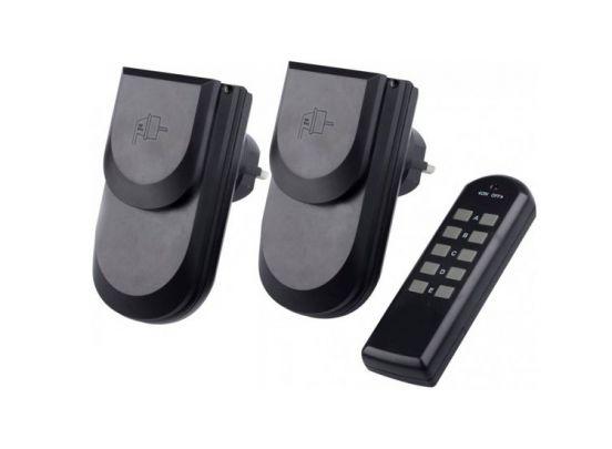 Bellson stopcontacten voor buiten inclusief afstandsbediening