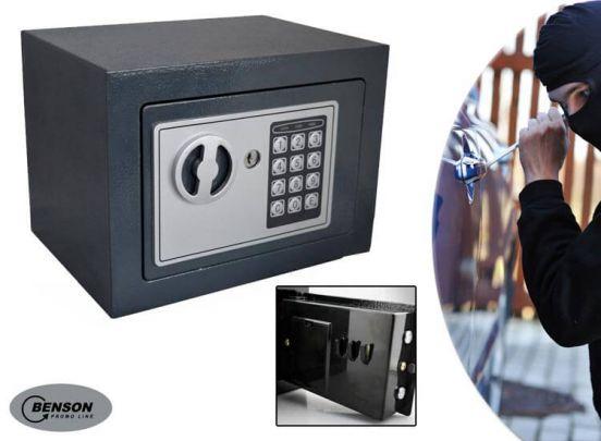Benson elektronische kluis