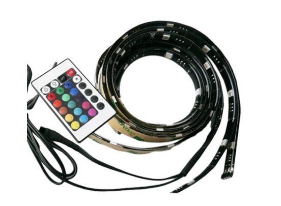 Deluxa led TV strip RGB - Kant-en-klaar systeem