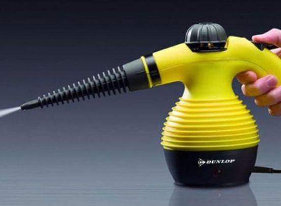 Dunlop Multifunctionele Handstoomreiniger 1050W - Inclusief Accesoiresset