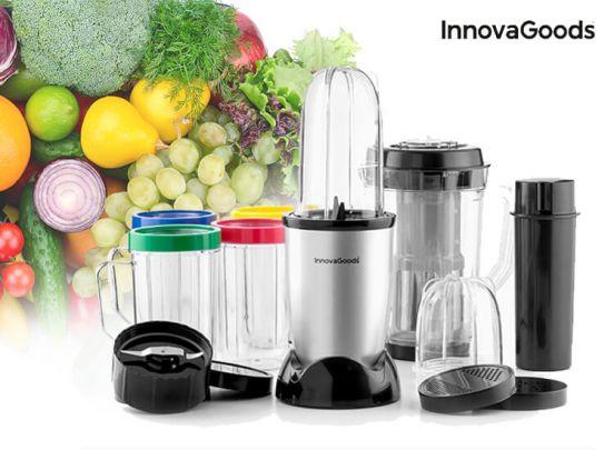 One Touch Innovagoods - Blender inclusief vitaminerijk receptenboek