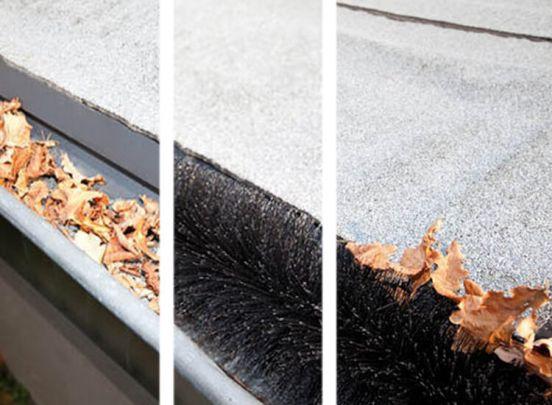 Batavia dakgoot egel - 4 meter - De perfecte bescherming voor je dakgoot