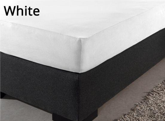 Supreme jersey hoeslakens - Premium kwaliteit in wit, grijs en creme