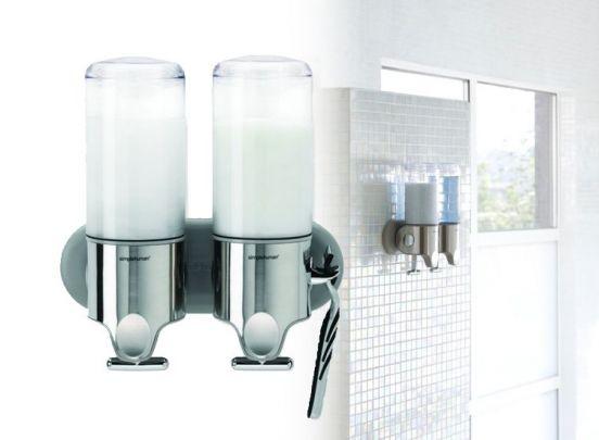 Simplehuman Zeepdispensers  - 1, 2 of 3 zeeppompjes