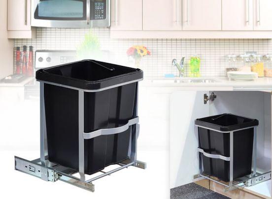 Dust bin 14 liters