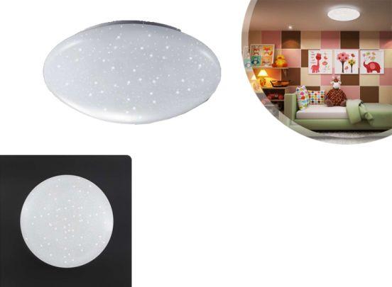 B.K.Licht Deckenlampe LED 12W