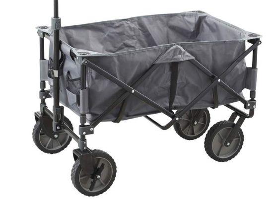Opvouwbare Bolderwagen/bolderkar - max. 70kg