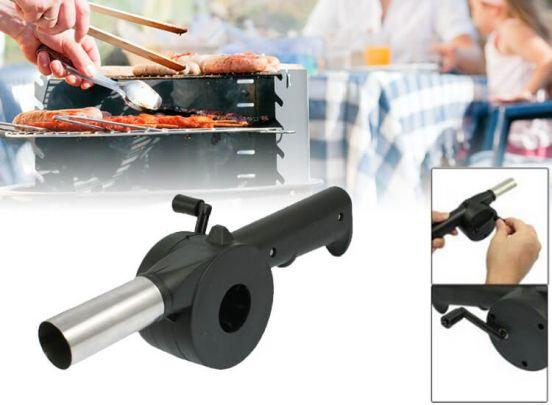 Ventilateur BBQ Manuel