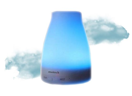Aroma Diffuser met RGB led licht - PE021
