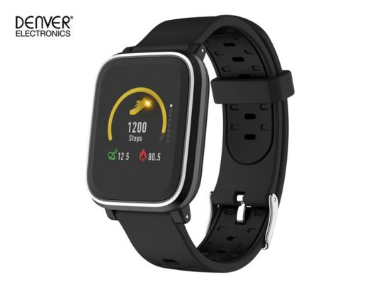 Denver SW-160 - Smartwatch - Zwart