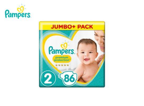 Pampers Luiers Premium Protection Maat 2 - 86 luiers