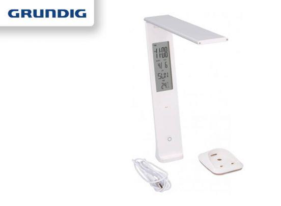 Grundig Bureaulamp 29led & USB PL