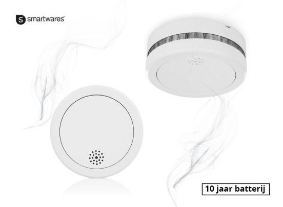 Smartwares 10.024.76 Rookmelder - 10 jaar batterij