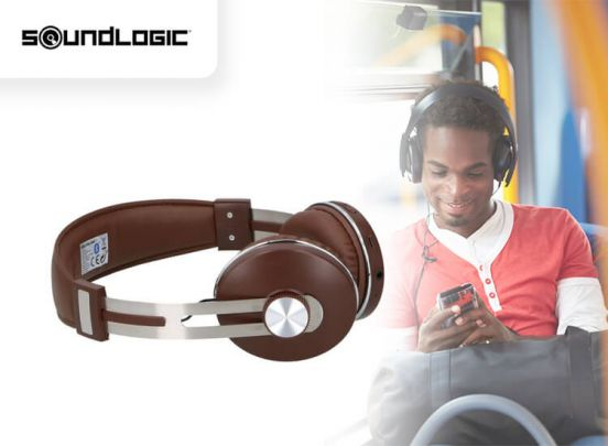 Soundlogic bluetooth koptelefoon