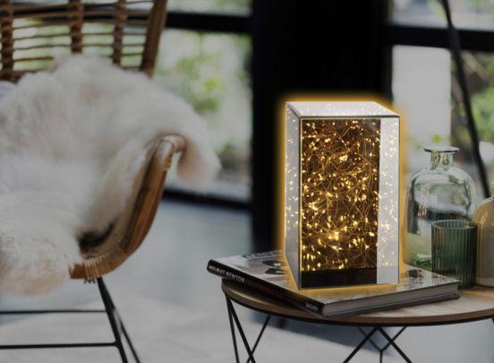 Lifa Living Led Mirror Glass