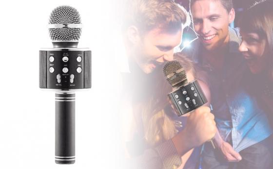 Karaoke Microfoon - Zwart
