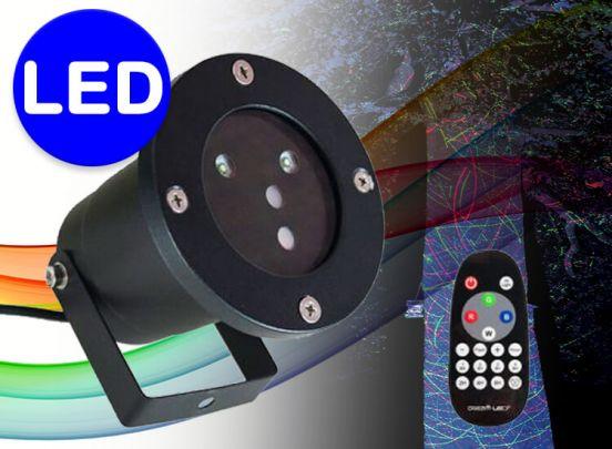 Dreamled laser led light - Een buitenlamp met talloze mogelijkheden