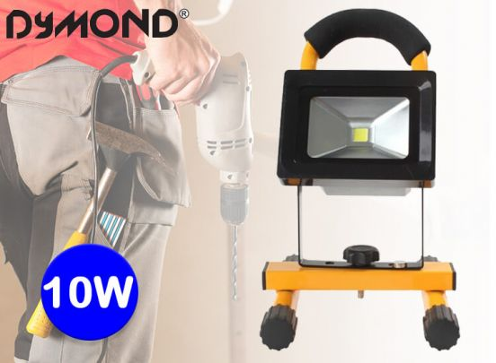Zuinige werklamp 10 W-700 Lumen - Met 3 meter XL snoer