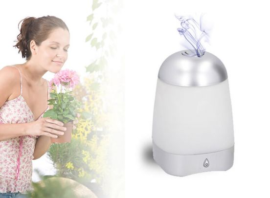 Grundig aroma diffuser - Een heerlijke geur en een gezond leefklimaat