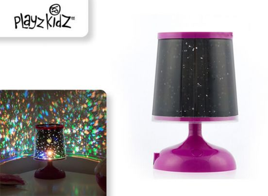 Playz Kidz Led lamp projectielamp