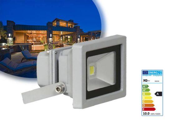 Ranex XQ-lite XQ1161 SMD LED Straler 10W - 600 Lm - Grijs