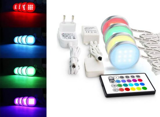RGB CabinetLight kits