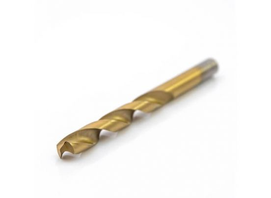 Hofftech borenset titanium gecoat - Alle boren voor hout, metaal en kunststof - 101 delig