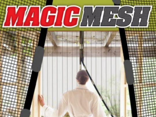 Magic Door Mesh Magnetische Deurhor