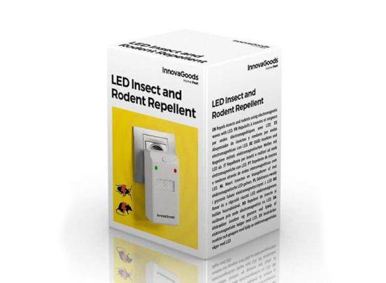 InnovaGoods ledlicht - Verjaagt insecten en knaagdieren