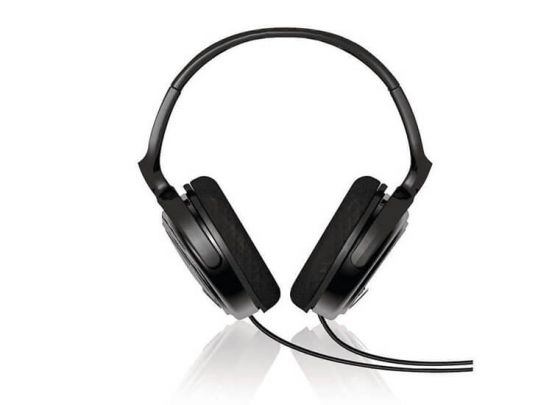 Philips over-ear koptelefoon - SHP2000/10 Black Edition