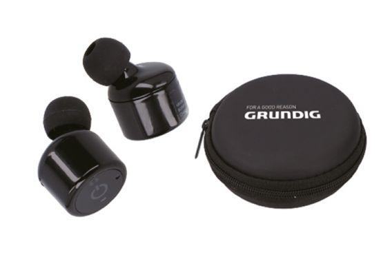 Grundig draadloze bluetooth oordopjes met microfoon