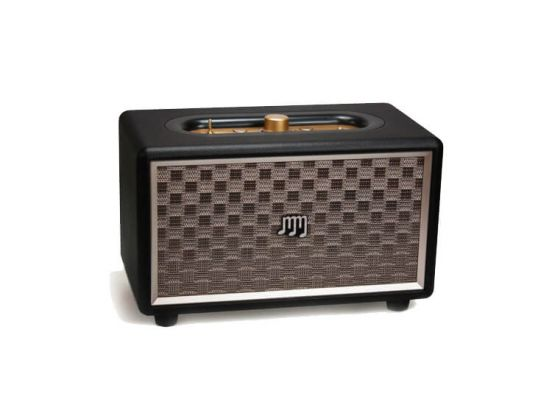 Stereoboomm 700 Retro - geniet via Bluetooth 4.0 van je favoriete muziek