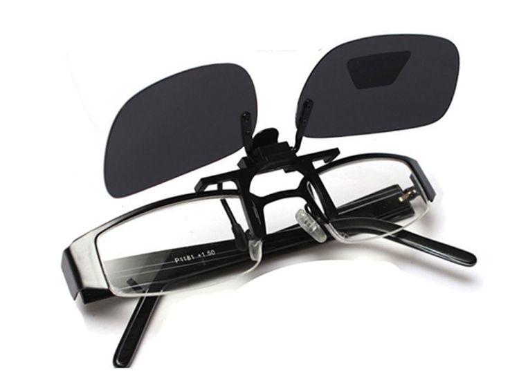 1b37e050c2cf ... Clip-on zonnebril met polariserende glazen. Next