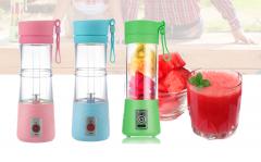 Draadloze blender bottle | Altijd en overal een eigen gemaakte smoothie
