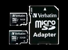Verbatim Micro SD-kaart