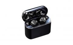 Blaupunkt TWS Earphones magnetic - Zwart