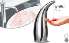 Automatische zeepdispenser | Hygiënisch en gemakkelijk je handen wassen