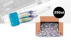 Vaatwastabletten 250 stuks - 3 laags - schoonmaak, glans en ontkalken