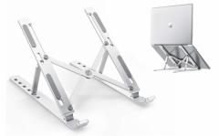 Aluminum Laptop Standaard - Voor Een Ergonomische Houding