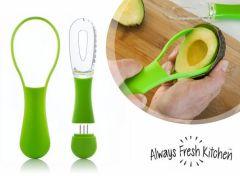 All in One Avocadore Mes-Dunschiller voor Avocado's