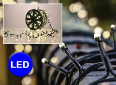 1000 LED Lighting Chain on Plastic wheel