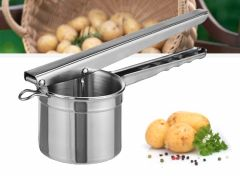 Aardappelpers - puree - RVS