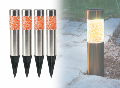 Grafner Solar Tuinverlichting - Set van 4 stuks