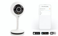 Nedis Smarthome Wi-Fi IP-camera