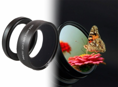 Guardo Macro & Wide Angle Lens kit - ø 58mm