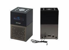Denver CRD-510 Wekkerradio met DAB+ digital radio - Zwart