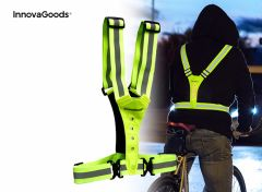 InnovaGoods Sports LED Reflecterend Hardloopvest
