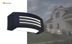 Smartwares LED wandlamp voor buiten